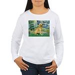 Bridge & Golden Women's Long Sleeve T-Shirt