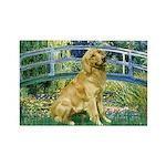 Bridge & Golden Rectangle Magnet (10 pack)