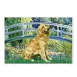 Bridge & Golden Postcards (Package of 8)