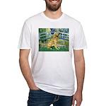 Bridge & Golden Fitted T-Shirt
