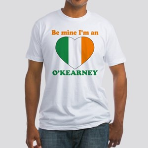 O'Kearney, Valentine's Day Fitted T-Shirt