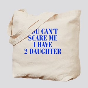 2-daughters-BOD-BLUE Tote Bag