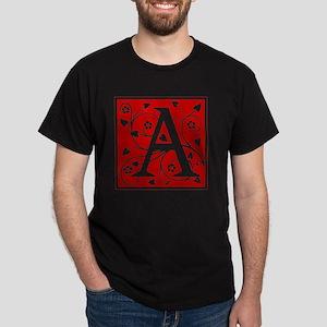 a-ana-red Dark T-Shirt