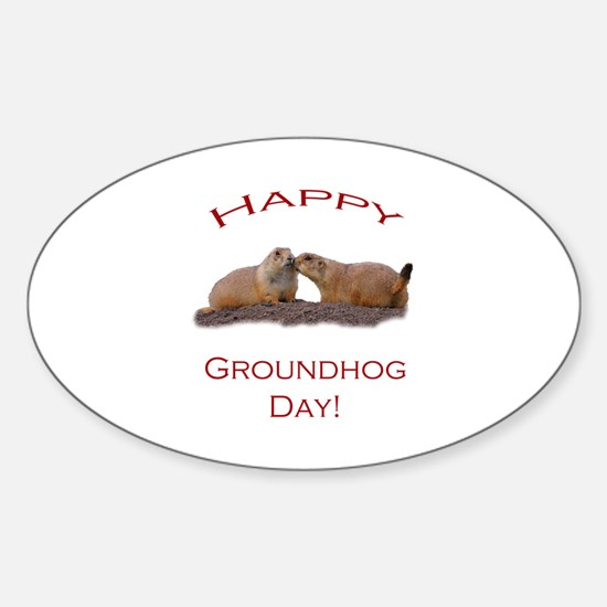 Groundhog Day Kis Decal