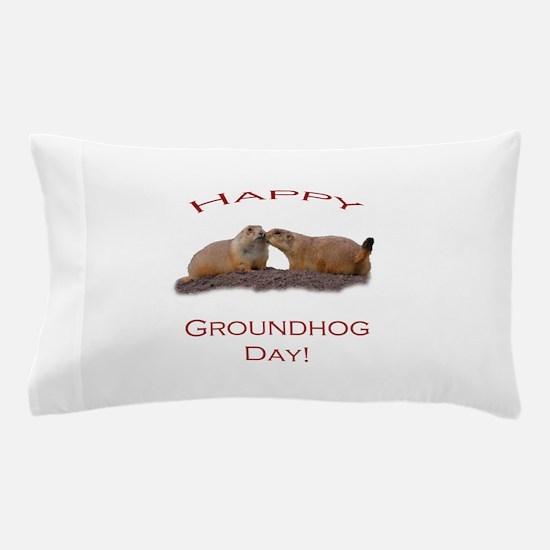 Cute Groundhog Pillow Case