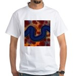River of Red and Blue T-Shirt