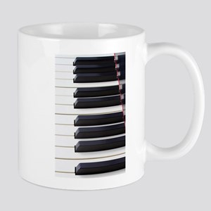 Piano Keys Mugs