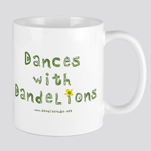Dandelion Dancer Gardener Mug