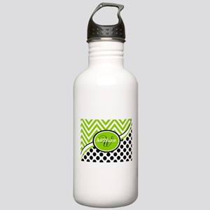 Monogrammed Chevron Po Stainless Water Bottle 1.0L