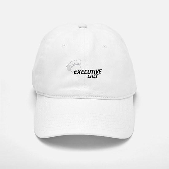 Executive Chef Baseball Baseball Baseball Cap