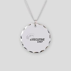 Executive Chef Necklace
