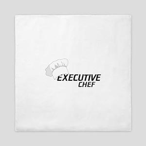 Executive Chef Queen Duvet