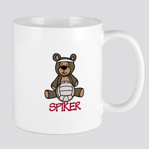 Spiker Mugs