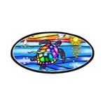 Sea Turtle #8 Patches