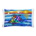 Sea Turtle #8 Pillow Case
