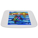 Sea Turtle #8 Bathmat