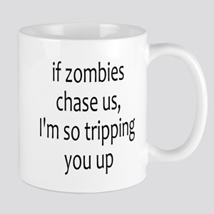 If Zombies Chase Us... Mugs