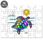 Sea Turtle (nobk) Puzzle
