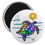 Sea Turtle (nobk) Magnet