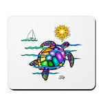 Sea Turtle (nobk) Mousepad