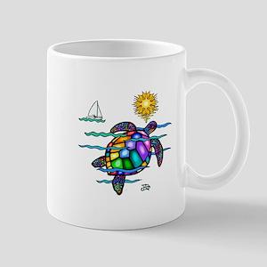 Sea Turtle (nobk) Mug