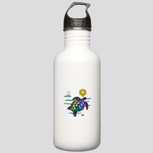 Sea Turtle (nobk) Stainless Water Bottle 1.0L