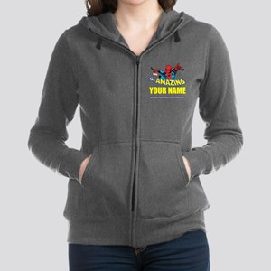 The Amazing Spider-man Personal Women's Zip Hoodie