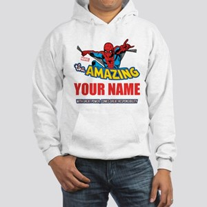 The Amazing Spider-man Personali Hooded Sweatshirt