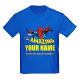 Marvel Kids T-shirts (Dark)