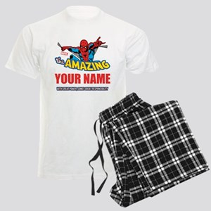 The Amazing Spider-man Person Men's Light Pajamas