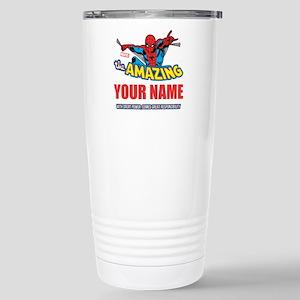 The Amazing Spider-man Stainless Steel Travel Mug