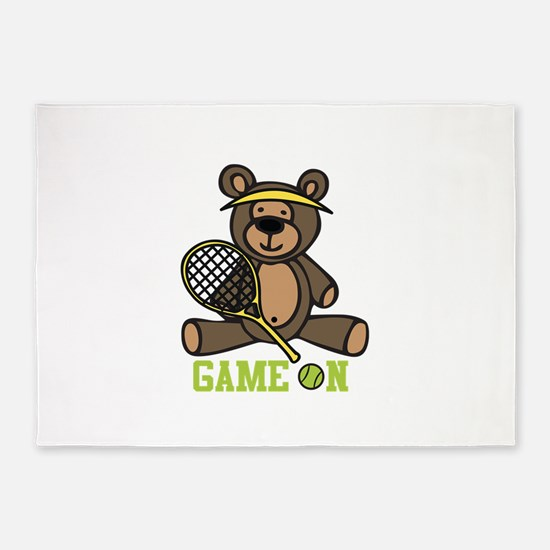 Game On 5'x7'Area Rug