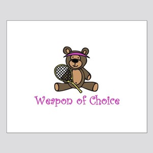 Weapon of Choice Posters