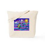 Sea Turtle #4 Tote Bag