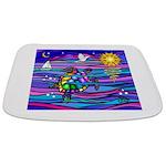 Sea Turtle #4 Bathmat