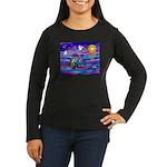 Sea Turtle #4 Women's Long Sleeve Dark T-Shirt