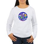 Sea Turtle #4 Women's Long Sleeve T-Shirt