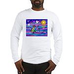 Sea Turtle #4 Long Sleeve T-Shirt