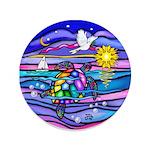 Sea Turtle #4 3.5
