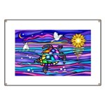 Sea Turtle #4 Banner