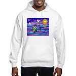 Sea Turtle #4 Hooded Sweatshirt