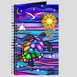 Sea Turtle #4 Journal