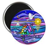 Sea Turtle #4 Magnet