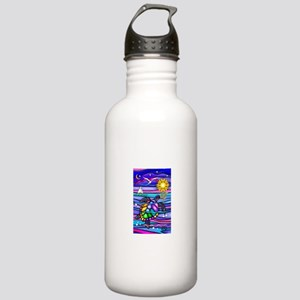 Sea Turtle #4 Stainless Water Bottle 1.0L