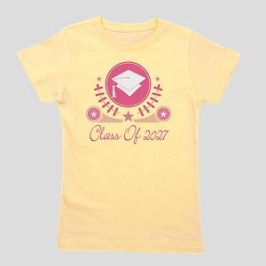 Class of 2027 Graduate Girl's Tee