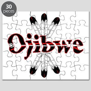 Ojibwe Dark Puzzle