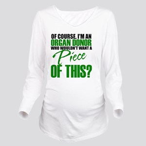 Who Wouldn't want a  Long Sleeve Maternity T-Shirt