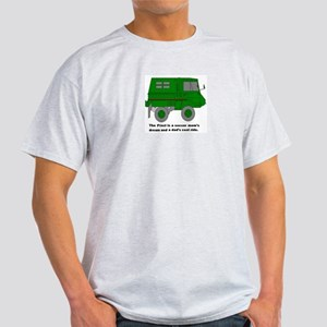 Oil Grey  Pinzi T-Shirt