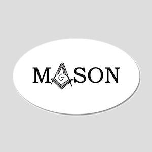 Mason Wall Decal