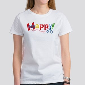 Happy Scrappy Women's T-Shirt